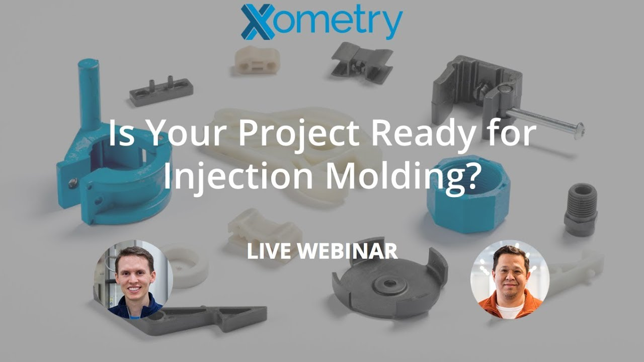 Is Your Project Ready for Injection Molding?