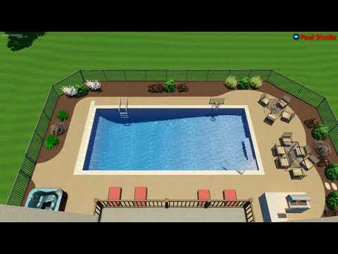 New Berlin, WI Pool Concept Video