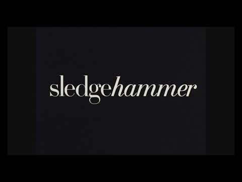Peter Gabriel - Sledgehammer (official video with lyrics)