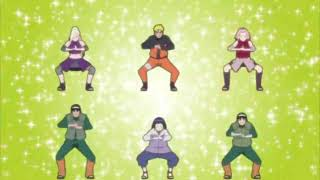 Naruto Shippuden Ending 8 full Bacchikoi [Nightcore]