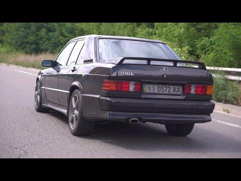 Mercedes-Benz 190. Маленький Benz, большой шаг для Мерседес.