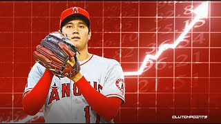 Shohei Ohtani Doing Everything in Baseball for 8 Minutes (highlights)