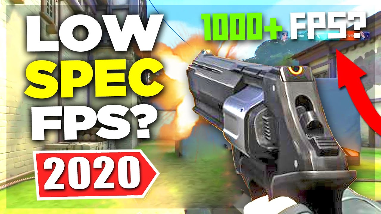 Download Why Valorant is the Free Low Spec FPS of 2020  (can you run it?)