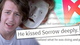 Reading Slazo x SorrowTV Fanfiction
