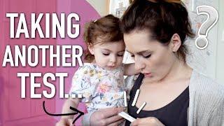 shocking pregnancy test results im pregnant live pregnancy test 2018