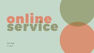 The Ark of God Over Our Lives | Elder Ho | YM Online Service | 7th Feb 2021