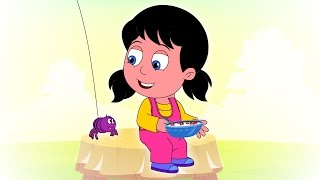 Little Miss Muffet    Sharing Song For Children   English Nursery Rhymes For Kids thumbnail