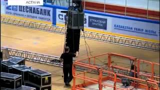 Цирк Дю Солей подготовил для Астаны отдельное шоу