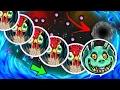 Nebulous + blob | INSANE 16x POPSPLIT / BEST PRESPLIT?!