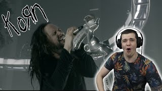 Swedish dude REACTS to KORN - COLD (OFFICIAL LIVE VIDEO)