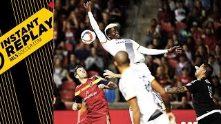 LA Galaxy's PK claim, a dustup in Bridgeview and that goal called back at RFK | INSTANT REPLAY