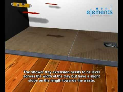 Elements Concept Wetroom Kit