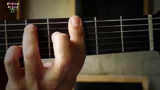 Guitarra Básica para niños, Acoredes G /Gm /G7 /Gm7 guitar course