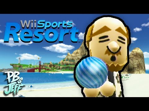 Wii Sports Resort - Part 1: BACK TO WUHU ISLAND!