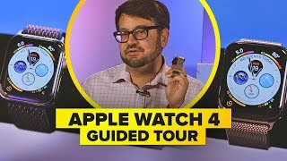 Apple Watch Series 4: A guided tour
