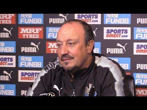 Rafa Benitez Full Pre-Match Press Conference - Southampton v Newcastle - Premier League