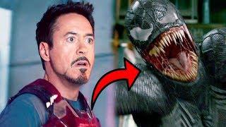 Venom Compartira el Mismo Universo de Spiderman, Ironman, Hulk y Th...