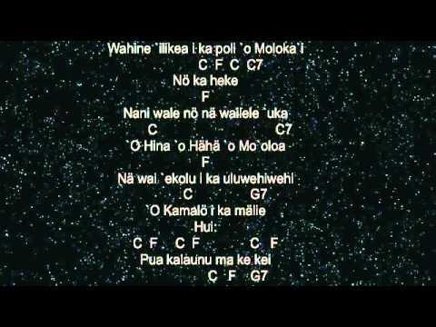 Wahine Ilikea - Written by Dennis Kamakahi - Ukulele Cover