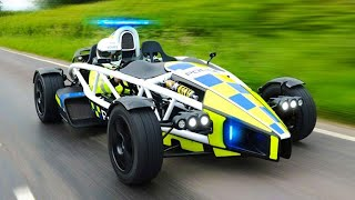 Top 10 Most EXPENSIVE Police Cars IN THE WORLD!