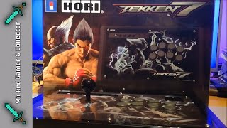 Tekken 7 Hori Arcade Fight Stick Controller Sony Playstation 4 Xbox One Pc Ps3 Ps4 Youtube