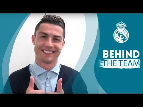 Cristiano Ronaldo describes his bicycle kick GOLAZO