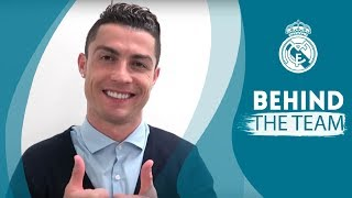 Cristiano Ronaldo describes his bicycle kick GOLAZO