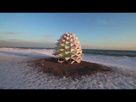 Winter Stations Transforms The Beaches in Toronto