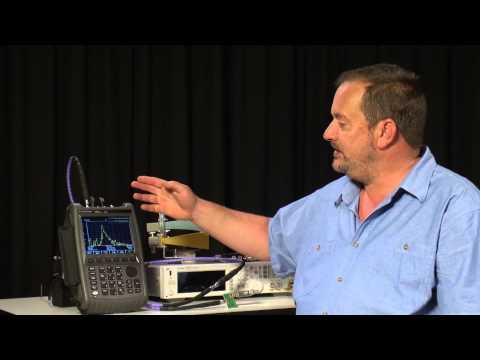 Time Domain Measurements   FieldFox Handheld Analyzers   Keysight Technologies