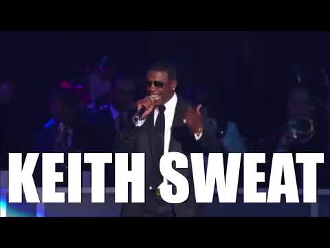 Keith Sweat Live in Concert coming June 16, 2018 to Florence SC