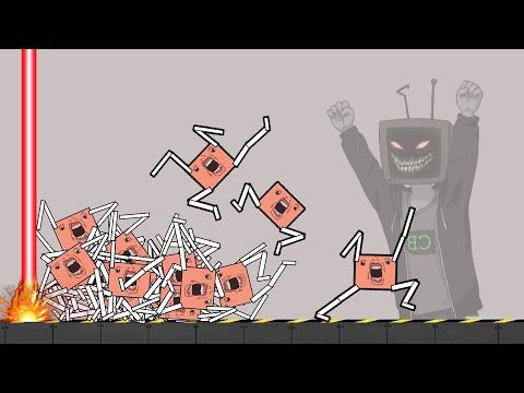 A.I. Learns to Run (Creature Creator)