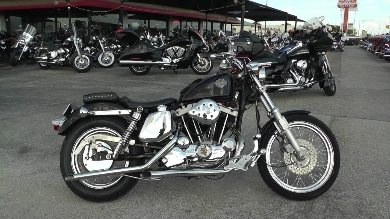 7869H8 - 1978 Harley Davidson Iron head sportster - Used motorcycles