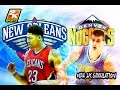 New Orleans Pelicans vs Denver Nuggets - Full game | April 7, 2017 | 2016-17 | NBA 2K17