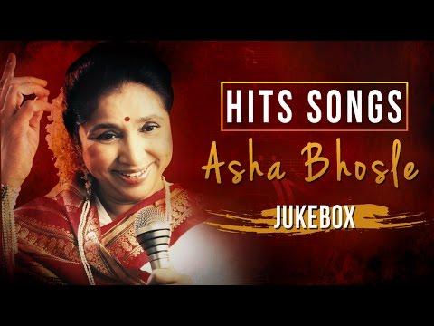 Asha Bhosle Hit Songs | Evergreen Hindi Songs | Jukebox Collection