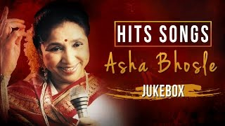 Asha Bhosle Hit Songs | Evergreen Hindi Songs | Jukebox Collection