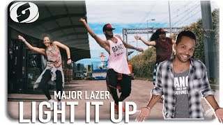 LIGHT IT UP - MAJOR LAZER - Salsation® choreography by Vladimir Gerónimo