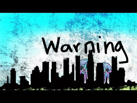 "Pepper ""Warning"" (feat. Stick Figure) Official Video"