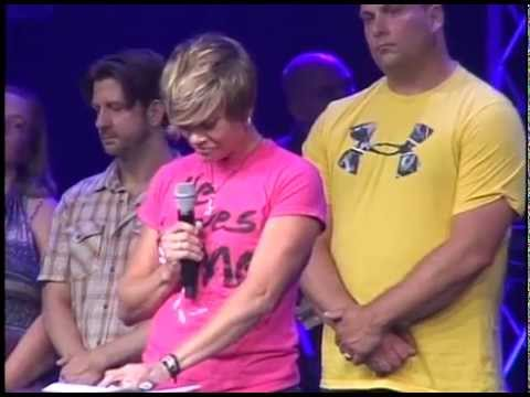 Recovery testimony Grace Church