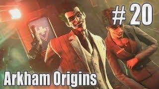 BATMAN ARKHAM ORIGINS - [Deutsch HD] # 20 Na wen treffen wir denn da ?