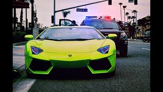 Street Racers VS Police FAIL & WIN BEST COMPILATION 2017 #3