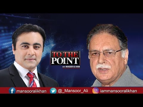 To The Point With Mansoor Ali Khan - 4 November 2017 - Express News