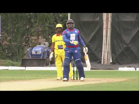 DTC Hong Kong T20 Blitz final - Kowloon Cantons vs City Kaitak  (full match)