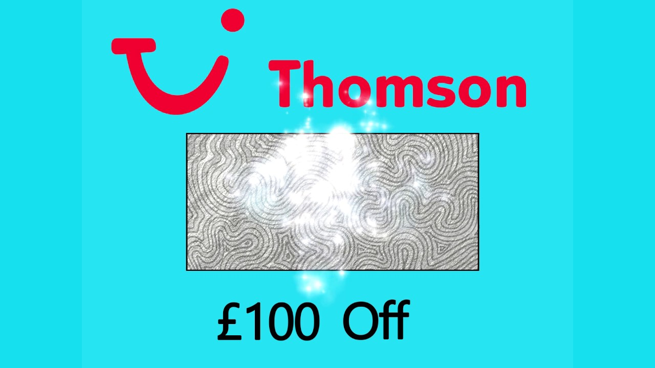 Book cheap holidays at Thomson Holidays. Browse last-minute holidays, all-inclusive holidays and flights to Greece and Spain and save with cashback and discount codes.