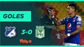 Millonarios vs. Nacional (3-0) | LigaBetPlay Dimayor 2020 - Fecha 17
