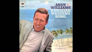 Andy Williams – Hawaiian Wedding Song - 1966 (RE) - full vinyl album
