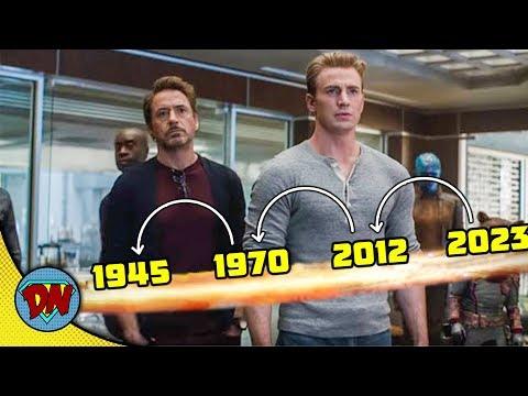 Avengers Endgame Time Travel Explained in Hindi | DesiNerd