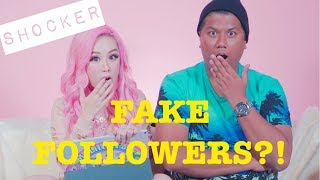 Social Blade Exposé: Who bought FAKE IG followers??