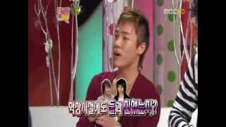 [071012] 휘성이 말하는 박효신 학창시절