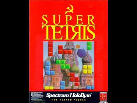 Super Tetris (DOS) Music