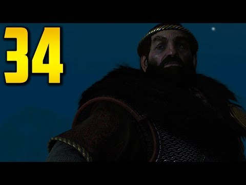 "The Witcher 3: Wild Hunt - Part 34 ""THE KING IS DEAD - LONG LIVE THE KING"""