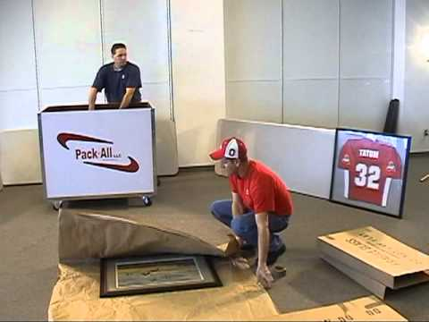 How To Pack A Flat Screen Tv Awesome Packing Box